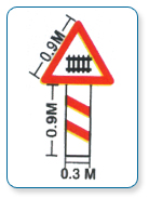 Guarded Level Crossing